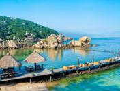 Đến Bình Lập của Cam Ranh bằng vé máy bay đi Nha Trang Vietjet