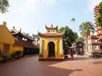 Du lịch khám phá tại thành cổ Tây Sơn nổi tiếng của Hà Nội