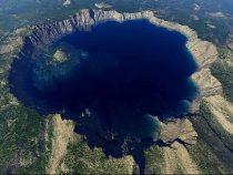 Du lịch thưởng ngoạn tại công viên Crater Lake của nước Mỹ