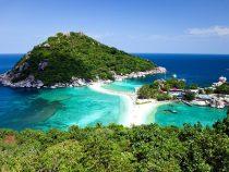 Vẻ đẹp ngất ngây và hấp dẫn của hòn đảo Koh Tao tại Thái Lan
