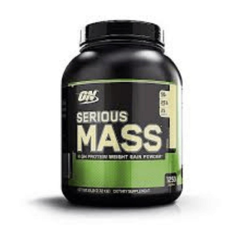 Sữa tăng cân Serious Mass là gì ?