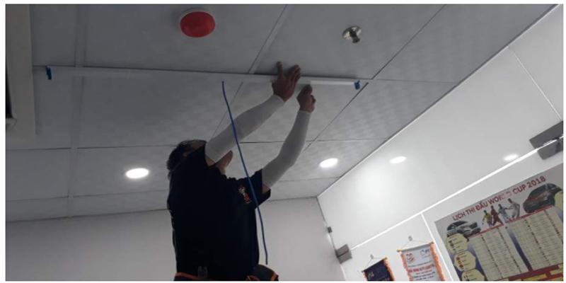 Lắp đặt đèn Led đúng cách và khoa học