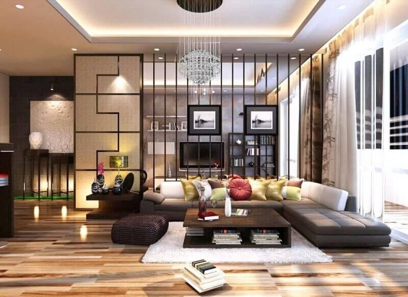 Lựa chọn dịch vụ thiết kế nội thất biệt thự uy tín