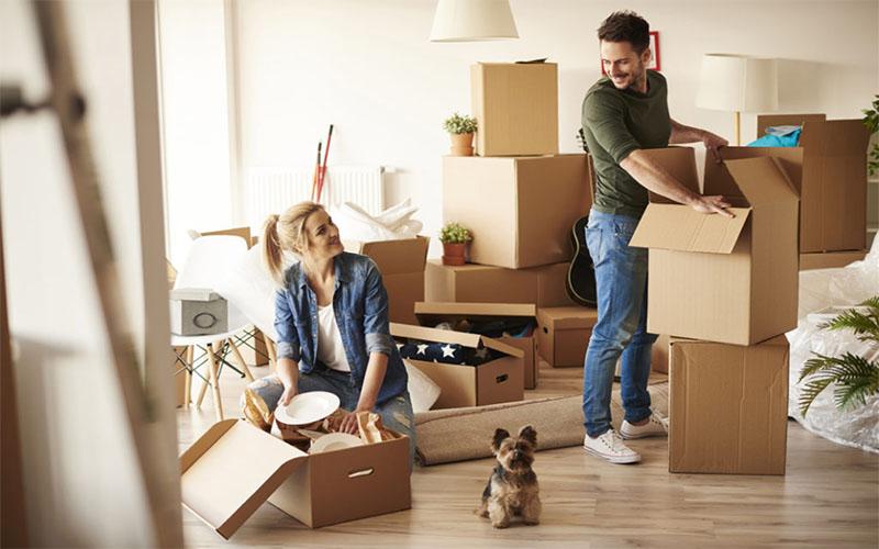 Dịch vụ chuyển nha sẽ giúp bạn chuyển nhà nhanh chóng hơn