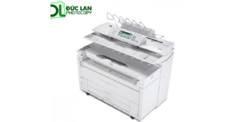 Máy photocopy Ricoh Aficio MP 2852 ở Đức Lan